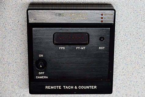 CE Tach Counter