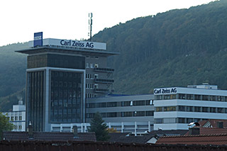 Carl Zeiss Headquarters Oberkochen