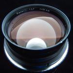 "Zeiss Planar f0.7/50mm ""NASA Kubrick lens"""
