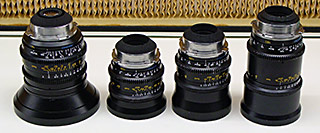 Zeiss Standard Primes Mark II